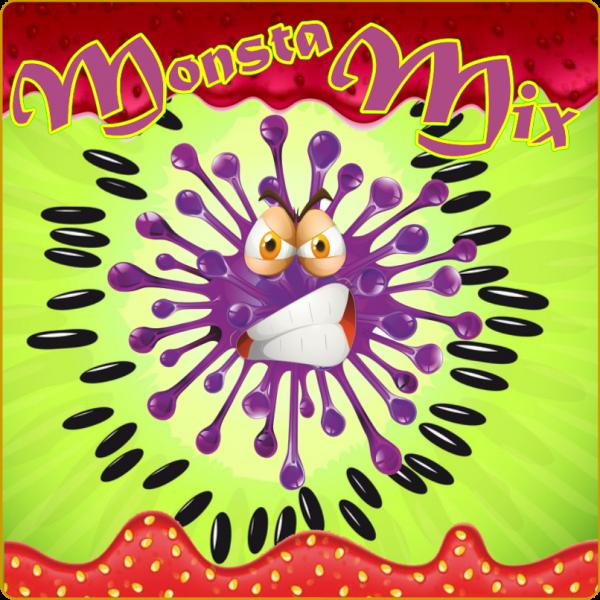 Dark Burner - Premium - Monsta Mix 10ml Aroma