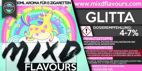 MIXD Flavours - Glitta 10ml Aroma MHD (01/20)