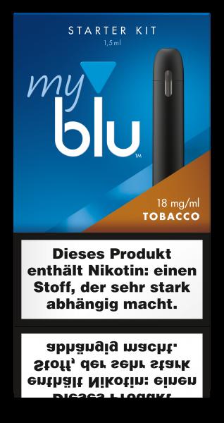 My.Blu Starterpack 18mg/ml