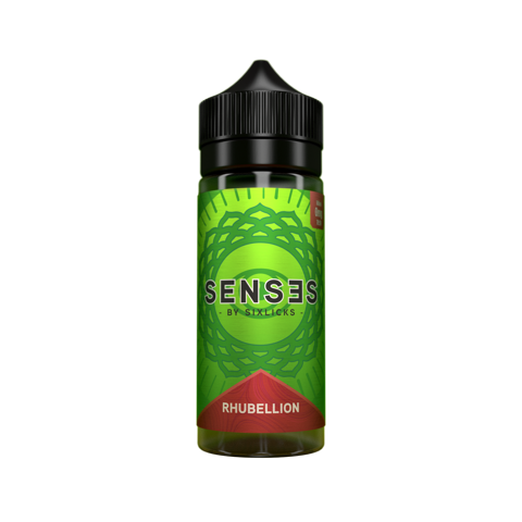 Senses by Six Licks - Rhubellion 100ml (DIY Flavour-Konzentrat)