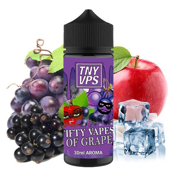 Tony Vapes - Fifty Vapes Of Grape 30ml Aroma Longfill