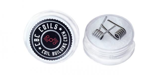 CBC Coils - Handmade Alien 3 Core Coil