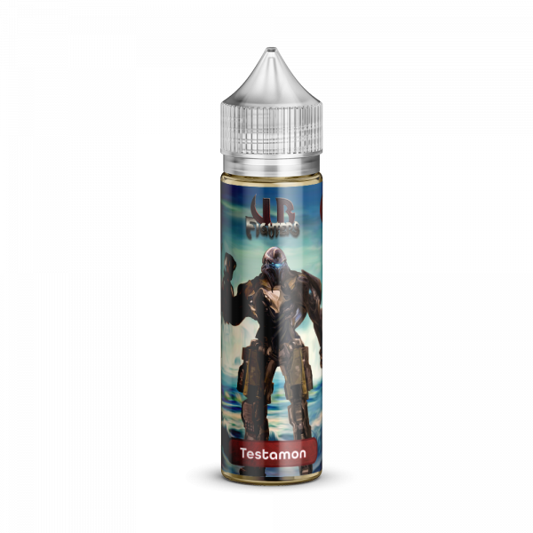 Urban Juice - Fighters - Testamon 15ml Aroma