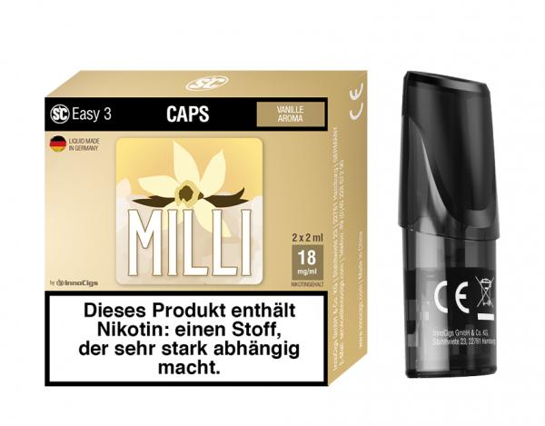 InnoCigs - Easy 3 Caps Milli ( 2er Pack )