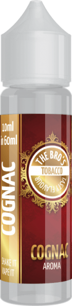 The Bro's - Tobacco Cognac 10ml Aroma