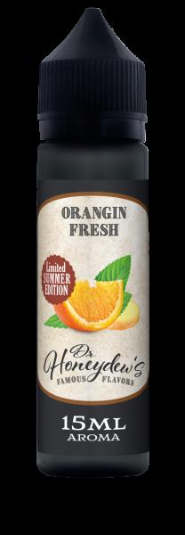 Dr. Honeydew - Longfill Orangin Fresh 15ml Aroma Limited Summer Edition